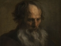 Sir Anthony van Dyck 'Study of a man with a grey beard'