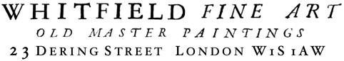 Whitfield Fine Art &#8211; London Old Master Paintings Gallery