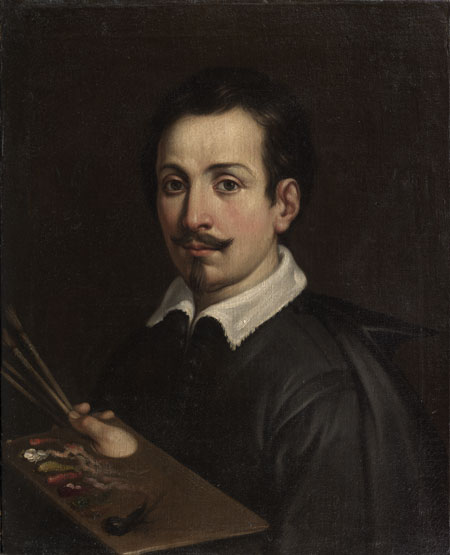 Guido Reni Self Portrait ©